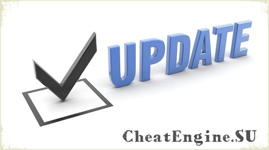 cheat engine new version